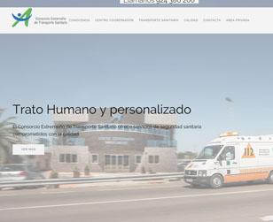 Ambulancias Extremadura CETS