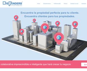 Befinders- app inmobiliaria colaborativa