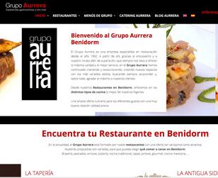 Grupo Aurrera Benidorm